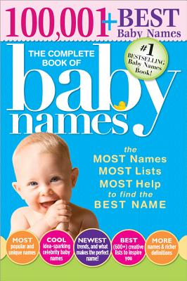 The Complete Book of Baby Names By Bolton, Lesley