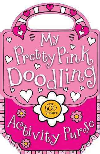 My Pretty Pink Doodling Activity Purse By Make Believe Ideas (COR)